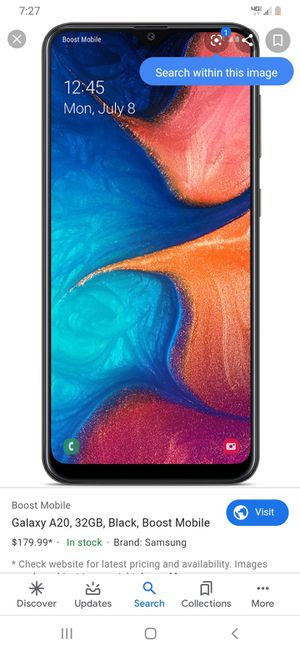 SAMSUNG GALAXY A20 VERIZON WIRELESS BRAND NEW for Sale in Long Beach, MS