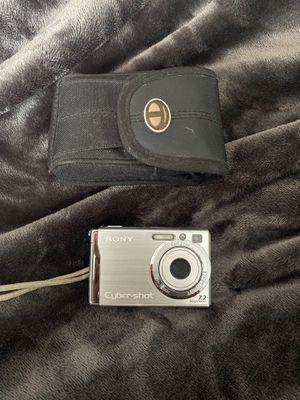 sony cyber shot camera dsc w80 for Sale in Boyds, MD