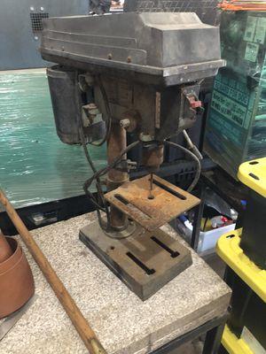Delta Drill press for Sale in Yukon, OK