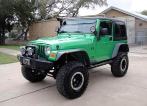 Asking $12OO Jeep Wrangler 2004 for Sale in Clements, MD