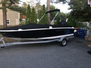 2021 bayliner element 115hp merc for Sale in Plymouth, MA
