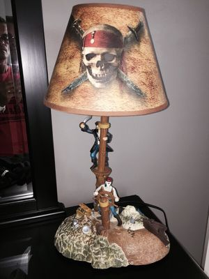Pirate Lamp for Sale in Clarksburg, MD