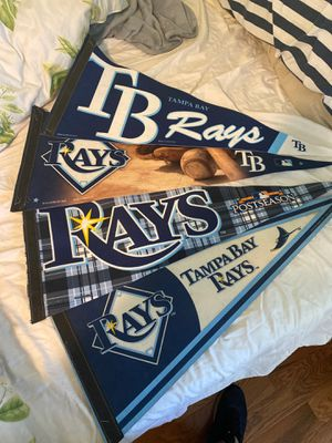 Tampa bay rays flags for Sale in Tallahassee, FL