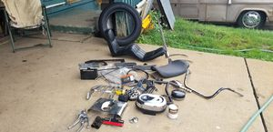 Ventige motorcycle parts for Sale in Salisbury, PA