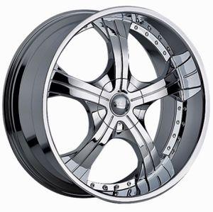 "22"" Rims & Tires 5x127(5x5)Lug Pattern for Sale in Herriman, UT"