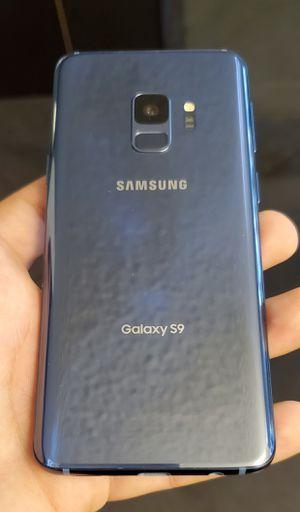 Samsung Galaxy S9 Unlocked Desbloqueado 64GB T-Mobile Metro PCS Att Cricket More for Sale in Los Angeles, CA