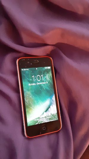 iPhone 5c for Sale in Bismarck, ND