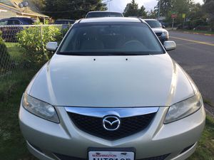Mazda 6 | 2004 for Sale in University Place, WA