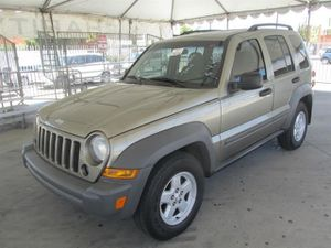 2006 Jeep Liberty for Sale in Gardena, CA