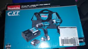 Makita Impact 2-Piece Combo Set for Sale in Fort Worth, TX