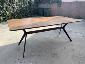 Modern Wooden Oak Table for Sale in Huntington Park, CA