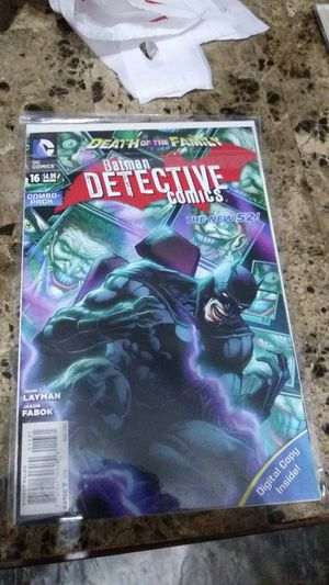 Batman detective comics for Sale in Los Angeles, CA