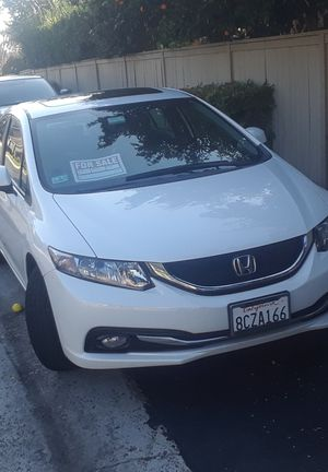 Honda Civic Exl with Navigation for Sale in Costa Mesa, CA