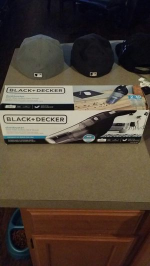 BLACK AND DECKER DUSTBUSTER VACUUM for Sale in San Antonio, TX