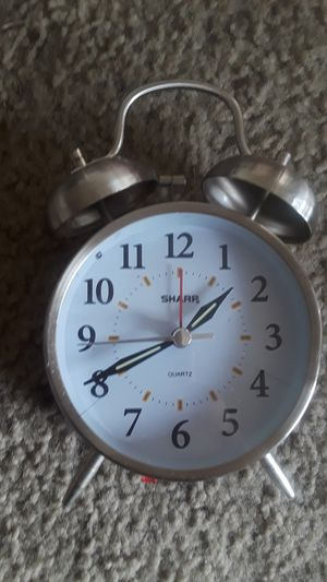 Sharp alarm clock for Sale in Clearwater, FL