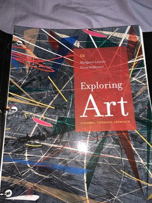 Exploring Art: A Global, Thematic Approach for Sale in Selma, CA