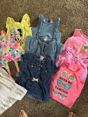 Toddler kids clothes for Sale in Canyon Country, CA
