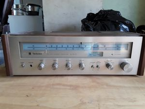 Vintage technics SA-5070 stereo receiver for Sale in San Diego, CA
