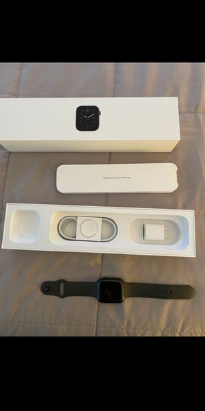 Apple Watch Edition, Series 5, 44mm Space Gray Titanium GPS/Cellular shipping only for Sale in Houston, TX