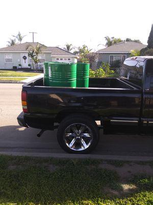 55 gallon steel drums for Sale in Norwalk, CA