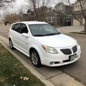 2006 White Pontiac Vibe for Sale in Erie, CO