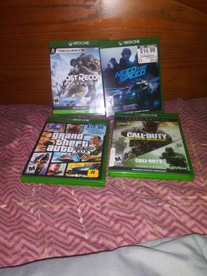 Xbox one games for Sale in Leesburg, FL