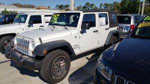 2013 Jeep Wrangler for Sale in Fernandina Beach, FL