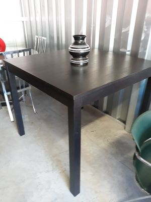 Black, Bar Height Dining/Kitchen Table for Sale in Hampton, VA