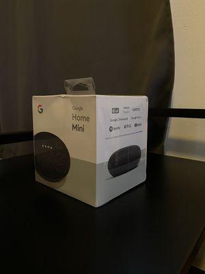 Google Home Mini Black for Sale in Dover, DE