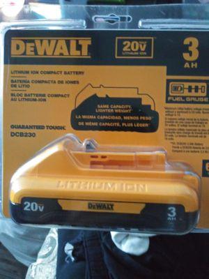 DeWalt 20V MAX Battery DCB230 for Sale in El Monte, CA