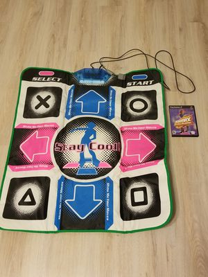Sony Playstation 2 PS2 DDRMAX Dance Dance Revolution Video Game with mat controller for Sale in Fort Lauderdale, FL