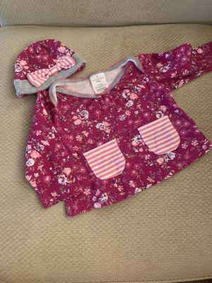 Baby girl clothes, infant clothes 6-9 months for Sale in Plantation, FL
