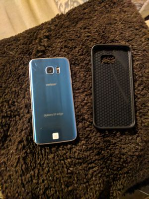 Samsung Galaxy S7 edge unlocked for Sale in Denver, CO