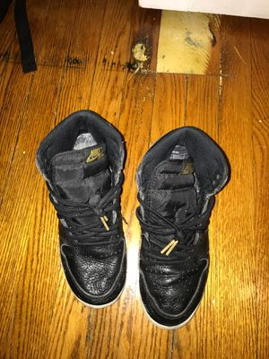 Jordan 1's I will clean them if you want me to size:7 for Sale in Hartford, CT