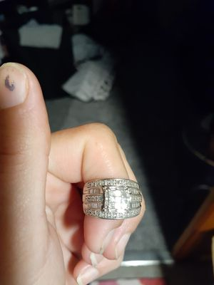 Engagement/Wedding Ring. Size 7 for Sale in Ruskin, FL