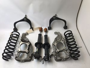 Front End Parts 2016 F150 2wd Spindles Struts Upper Control Arms Coil Springs for Sale in Santee, CA