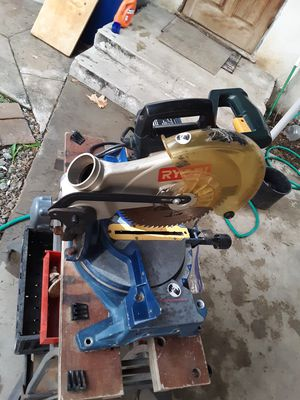 Ryobi circular table saw for sale for Sale in Bakersfield, CA