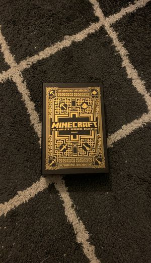 Minecraft The Complete Handbook Collection for Sale in Plymouth Meeting, PA