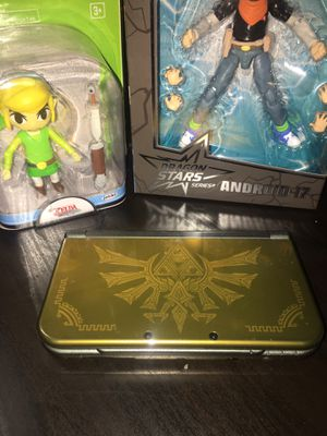 NEW Nintendo 3DS xl Hyrule Special Edition! for Sale in Decatur, GA