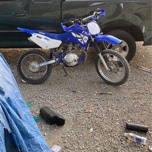 Yahama TTR125 Dirt Bike for Sale in Oakland, CA