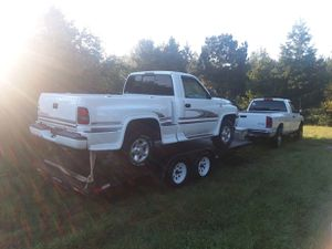 1997 Dodge Ramside Truck, it is Automatic Transmission for Sale in AMELIA CT HSE, VA