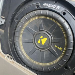 Kicker Subwoofer 8 Inch for Sale in Montgomery, AL