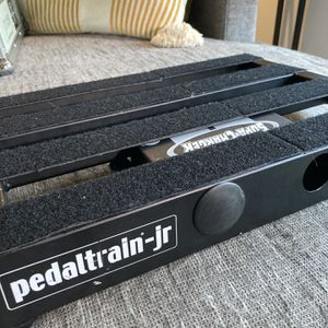 Pedaltrain JR with Tour Case + Power Supply for Sale in Portland, OR