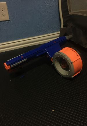 Nerf gun x20 bullets for Sale in The Colony, TX