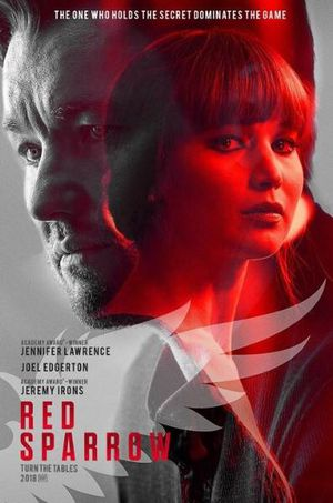 RED SPARROW (HDX VUDU, HD MA, HD GOOGLE PLAY) digital movie code. Instant delivery! Free Shipping! (DC4) for Sale in Brooklyn, NY