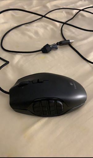 Logitech G600 Gaming Mouse for Sale in Baltimore, MD