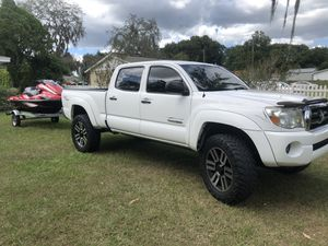 2007 Toyota tacoma for Sale in Riverview, FL
