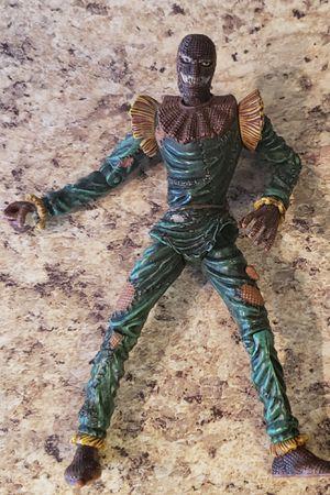Toy Biz Marvel 1997 Scarecrow Action Figure Loose Spider Spiderman RARE Toybiz for Sale in Aurora, CO