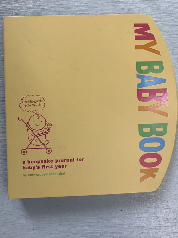 The Belly & Baby Books - pregnancy and baby milestones