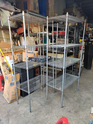 METRO RACKS/WIRE RACKS for Sale in Chicago, IL